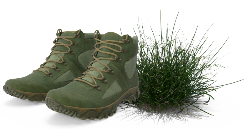 Walking Boots Book Your Oldbury Tours Button