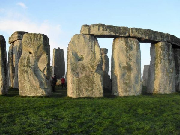 Your Stonehenge guide - inside Stonehenge