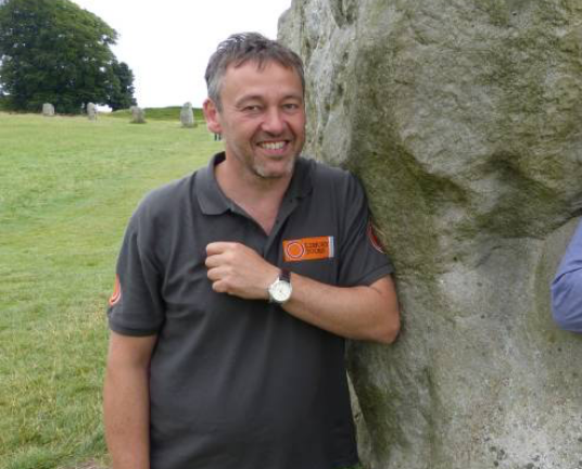 Laurence - Owner of Oldbury Tours