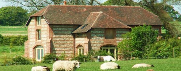 Lodge Farmhouse Bed and Breakfast, Broad Chalke