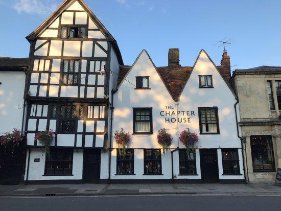 The Chapter House Salisbury