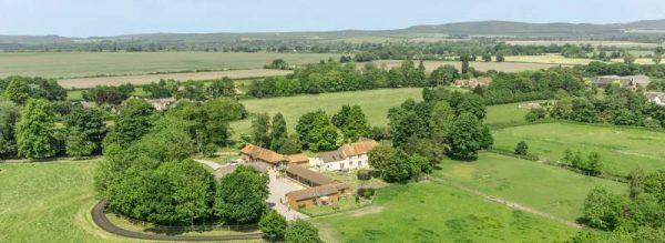 Tichbornes farm cottages