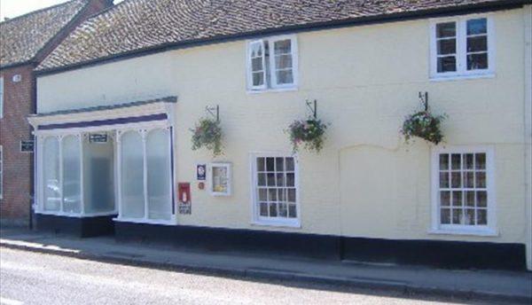 The Resting Post, Heytesbury