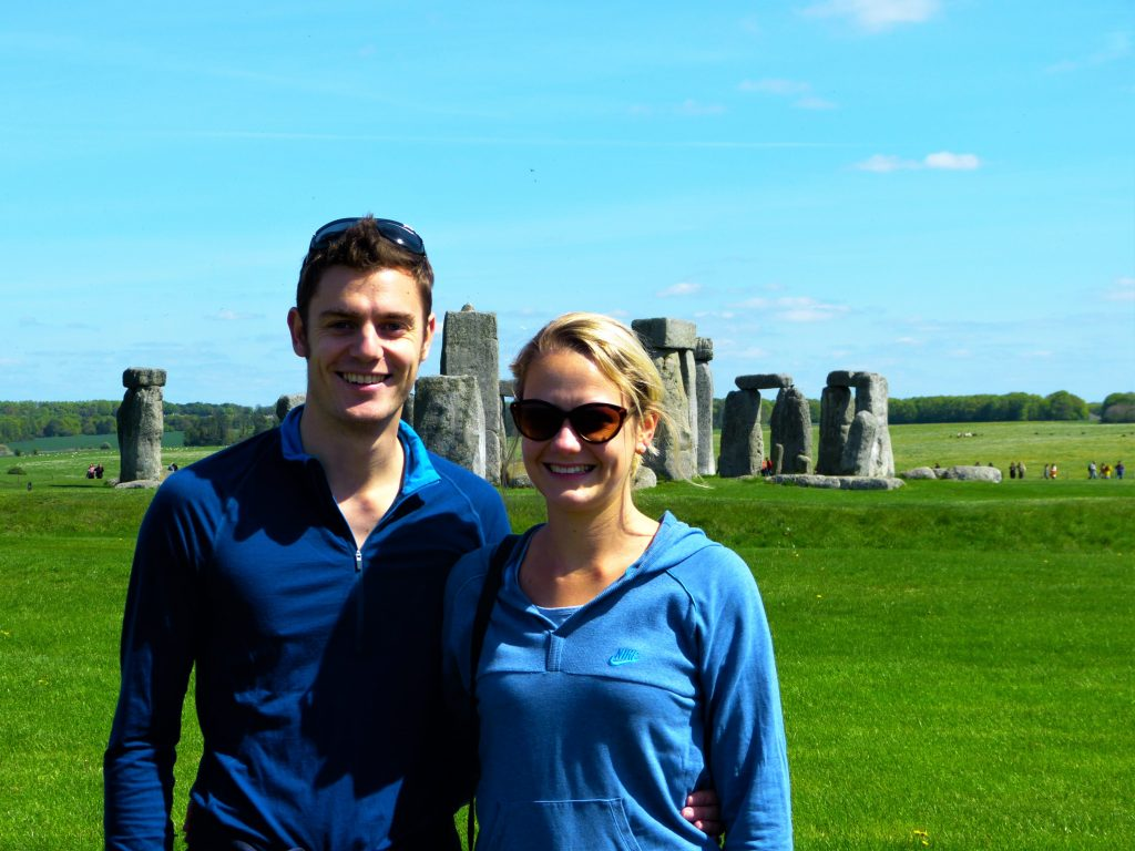Stonehenge Private Guide for couples