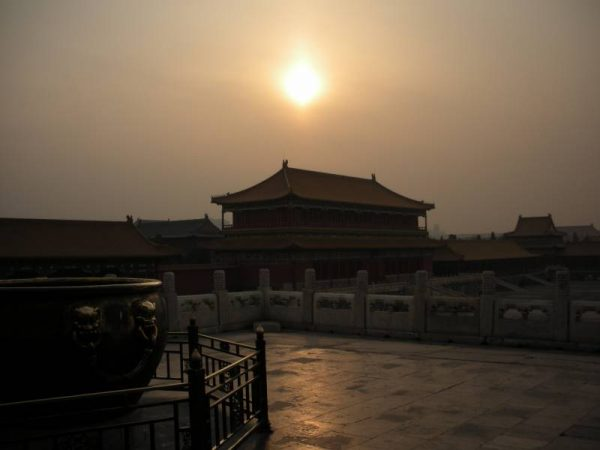 Beijing Forbidden City - early morning