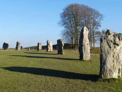 Avebury and Stonehenge guided tours - the famous stone circle, Avebury, Wiltshire, UK