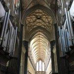 Stonehenge and Avebury Guided tours - inside Salisbury cathedral with Oldbury Tours