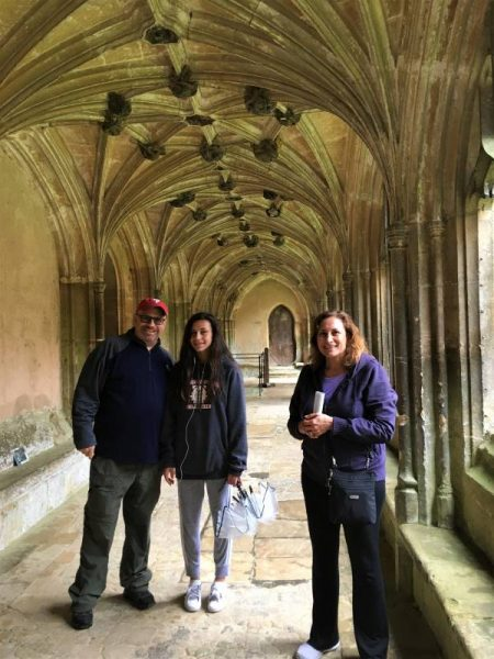 Stonehenge Private Guided tour in Lacock Abbey