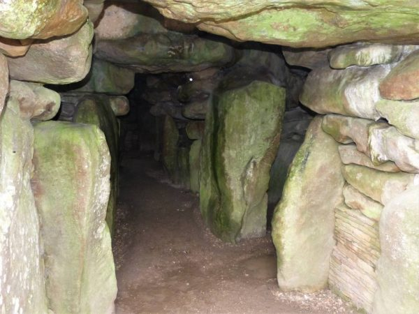 West Kennet Long Barrow passage