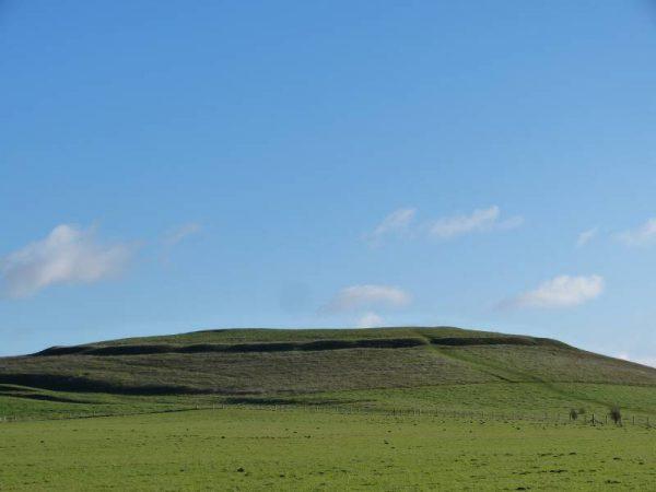 Avebury and Stonehenge guided tours - Knap Hill Neolithic causewayed enclosure, Wiltshire, UK