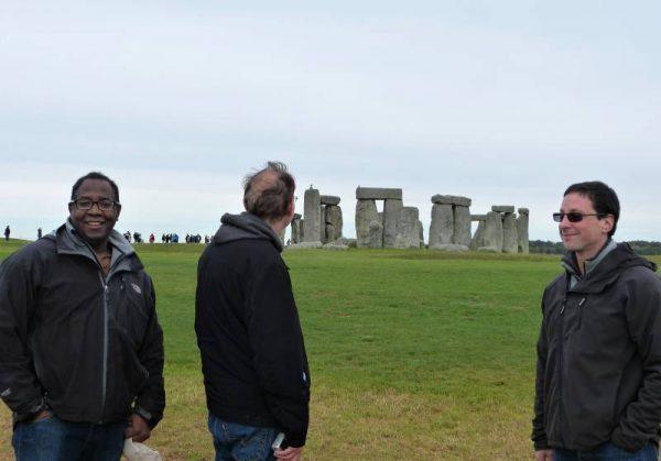 Stonehenge half day tour - at Stonehenge