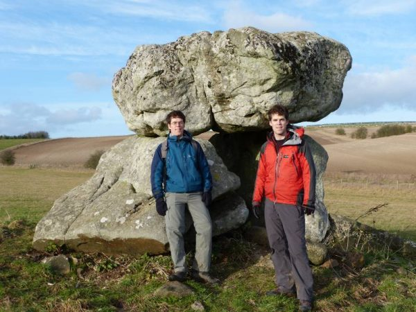 Stonehenge and Avebury Tours - Oldbury Tours at the Devil's Den near Avebury