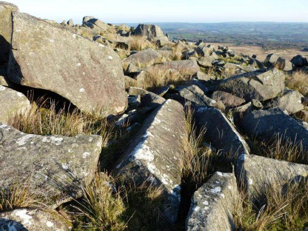 Stonehenge half day tour - Carn Goedog in the Preseli mountains, Wales, UK