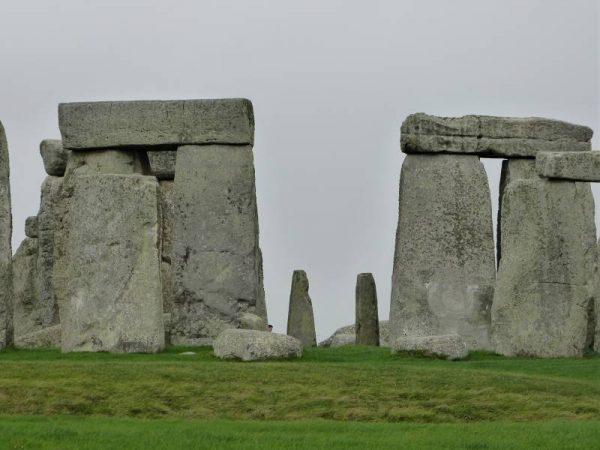 Stonehenge half day tour - bluestones and sarsen stones at Stonehenge, Wiltshire, UK
