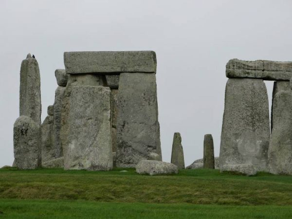 Your Stonehenge guide - bluestones and sarsens