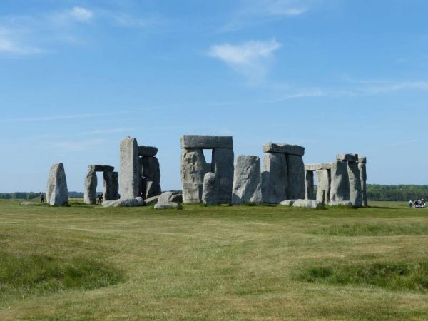 Stonehenge half day tour - Stonehenge from the south