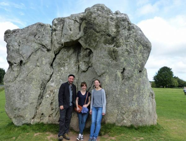 Stonehenge and Avebury Tours - Oldbury Tours at Avebury in June