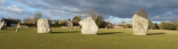 Avebury half day tour: The southern inner circle at Avebury, Wiltshire, UK