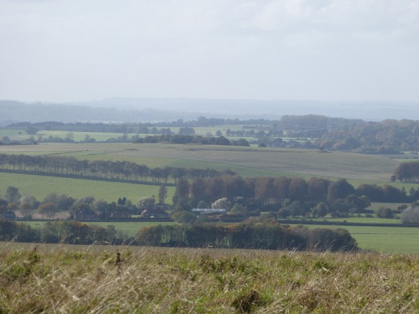 Windmill Hill from The Ridgeway
